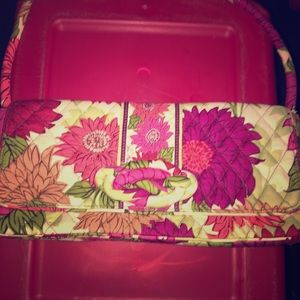 Assorted Vera Bradley Wallets and Handbags